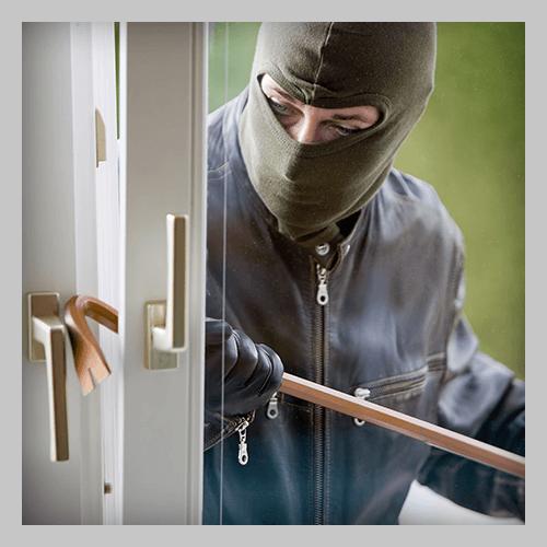 home intrusion
